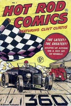 Hot Rod Comics