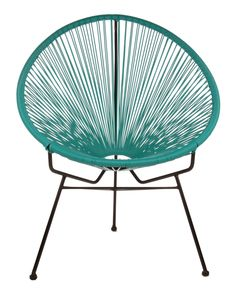 The Matt Blatt Replica Acapulco Lounge Chair - Suitable for Outdoor use main image.  I would love to make one of these myself since this costs $345
