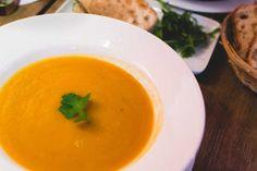 Makrobiotische Hirse-Kürbis-Suppe. - Lilli & Luke