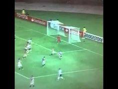el gol de Andres  D'Alessandro  river 1 the strongest 0