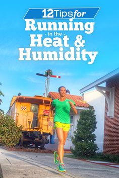 Fitness and Workout Tips 2017 : 12 tips for running in the heat and humidity – plus how to mentally embrace the … Running Humor, Running Motivation, Running Workouts, Running Tips, Running Training, Race Training, Triathlon Training, Ab Workouts, Workout Ideas