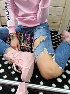 PINKpower 🔛 www.elikshoe.pl 🔛   #elikshoe #ewelina_bednarz #kolekcjonerka_butow #shoes #buty #fashion #streetstyle #outfit
