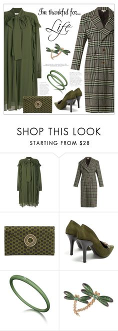 """""""I'm Thankful for Life"""" by amchavesj-1 ❤ liked on Polyvore featuring Dorothee Schumacher, Natasha Zinko, Wilbur & Gussie, Fabrizio Viti, Anne Klein, H&M and thanksgiving"""