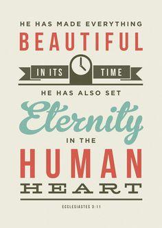 everything beautiful, ecc 3:11 Follow us at http://gplus.to/iBibleverses