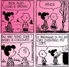 Buon Anno, Charlie Brown.