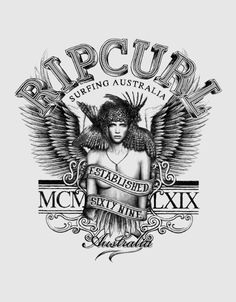 Various artworks and lockups for Rip Curl Surfing Co. Mascot Design, Logo Design, Graphic Design, Rip Curl, Skate Surf, Surf Art, Art Logo, Curls, Layouts