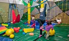 Kinsman indoor playground Edmonton indoor playgrounds