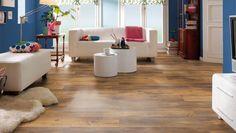 Laminaatti Tritty 100 Vintage Oak lankku martioitu matta viistetty olohuoneessa