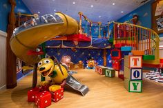 Toy Story Bedroom! Wow! Cody would LOVE!!