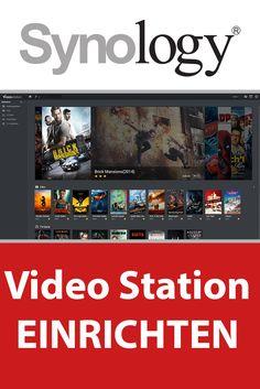 Synology Video Station einrichten - Synology DS Video. Video Station DTV | Synology Streaming | Synology Filme - Synology VideoStation einrichten.