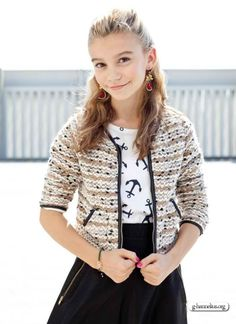 Genevieve Hannelius - Dog With a Blog and Den Brother