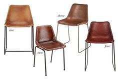 So, You Need a Leather Dining Chair