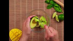 Guacamole  :Parfaite Recette de Guacamole