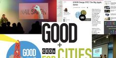 At GOOD, we know the power of creative thinkers when it comes to tackling urban problems. Creatives have a unique ability to make big ideas . Things To Come, Good Things, Smart City, Creative Activities, Fun Nails, St Louis, Cities, Acting, Cool Designs