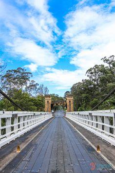 Hampden Bridge, Kangaroo Valley, NSW, Australia - I visited here last time I was in Aus