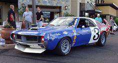 Craig Jackson's '69 AMC Javelin Trans Am Race Car