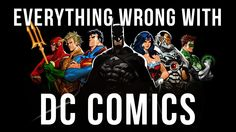 Liked on YouTube: Everything Wrong With DC Comics DC Comics. I'm pretty sure DC stands for Deteriorating Cinema due to mostly terrible movies they've come out with.   Watch. Sin. Enjoy.   What sinful topic would you like to see covered next?  ___  CinemaSins Twitter: http://www.twitter.com/cinemasins CinemaSins Tumblr: http://ift.tt/1tmEkxA CinemaSins Website: http://ift.tt/1dTBEAM Reddit with us: http://ift.tt/1zISJXa  Call in your sins at 405-459-7466