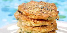 Оладьи из кабачков : Овощные блюда : Кулинария : Subscribe.Ru
