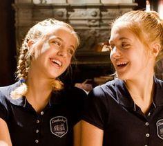 """""""Hanni und Nanni 3"""" - Kino-Tipp - Zum dritten Mal erleben die berühmten Zwillinge aufregende Abenteuer auf der Kinoleinwand."""