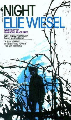 Night by Elie Wiesel | 23 Books You Didn't Read In High School But Actually Should The Jewish author was sent to Auschwitz at 15-years-old. This is his story of personal struggle, heartbreak, and passion. At barely 100 pages, you can't afford to not read this book.