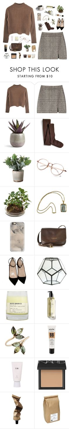 """the fool who dreams."" by ajeungs ❤ liked on Polyvore featuring Sperry, Torre & Tagus, Distinctive Designs, Casetify, The Bridge, Christian Louboutin, HomArt, Le Labo, Bobbi Brown Cosmetics and NYX"
