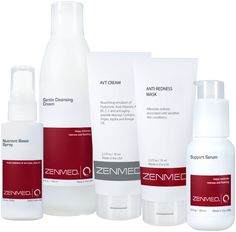 Complete Dry Skin Kit - Complete day and night system for people suffering from redness, flushing, and pimples. Let us take the guesswork out of clearing your skin.