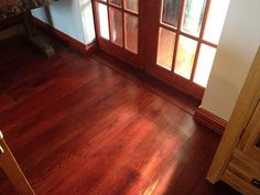 How To Clean Unfinished Hardwood Flooring | Vacuum Companion