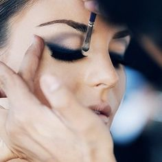 smoky eye #makeup
