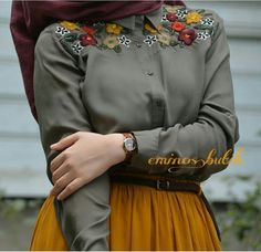 Iranian Women Fashion, Arab Fashion, Muslim Fashion, Fashion Wear, Modest Fashion, Skirt Fashion, Fashion Outfits, Modest Wear, Modest Dresses