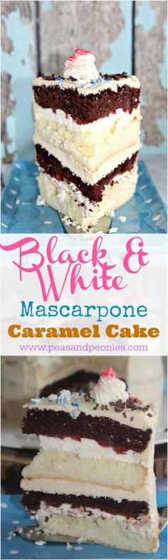 1000 Images About Black And White Cakes On Pinterest