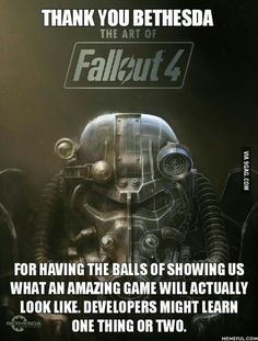 What People Should Truly Feel About Fallout 4