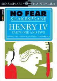 Henry IV Parts One and Two (No Fear Shakespeare Series) by SparkNotes Download