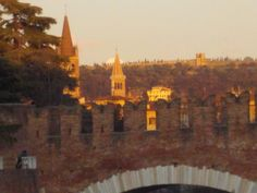 Castelvecchio e mura scaligere, Verona - 2012 Foto di Alba Rigo