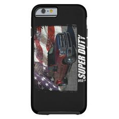 2013 F-350 Super Duty SuperCrew Lariat Dually Tough iPhone 6 Case