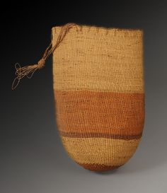 An Aboriginal Basketry Container | Australia, Arnhem Land, Northern Territories | early 20th century