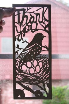 This papercut is so cool!