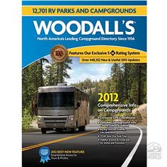 Woodall's 2012 Northern American Campground Directory.