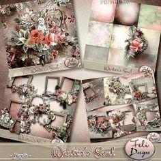 Winter's Soul Bundle (PU/S4H) by Feli Designs
