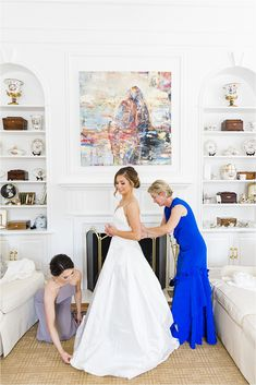 To get this look or one similar, please call or visit your local Bliss Bridal in Fairhope, AL; New Orleans, LA. Wedding Photos, Wedding Day, Wedding Morning, Bridesmaid Robes, Bridal Robes, One Shoulder Wedding Dress, Gowns, Wedding Dresses, Alabama