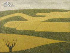 """Castilla"", Concha Ibáñez. Óelo sobre tela. Dimensiones: 116 x 89 cm"