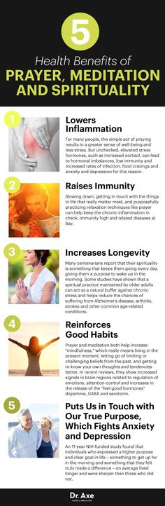 Healing prayer benefits - Dr. Axe http://www.draxe.com #health #holistic #natural