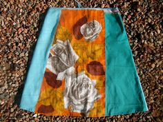 Recycled Fashion: Upcycled Tea Towel Creations