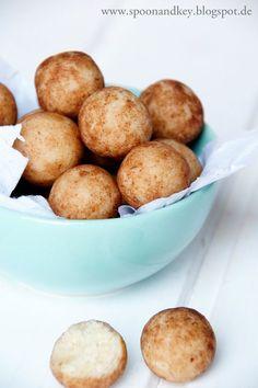 Geschenke aus der Küche: Marzipankartoffeln selber machen www.spoonandkey.blogspot.de