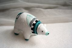 nordic patterned bear