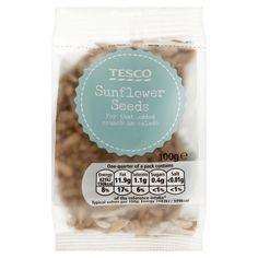 #Tesco! Sunflower seeds.
