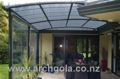 Archgola Residential Outdoor Shelters