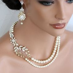 Jewelry Store Near Me Hours although Jewelry Stores Near Me That Size Rings any Collar Like Necklaces, Jewellery Nz Pearl Necklace Wedding, Bridal Necklace, Wedding Jewelry, Collar Art Deco, Stylish Jewelry, Simple Necklace, Swarovski Pearls, Necklace Designs, Pendant