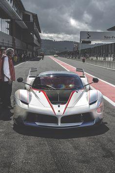 vividessentials: Ferrari LaFerrari FXXK | vividessentials