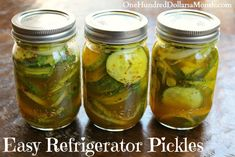I stopped by Duris Cucumber Farm in Puyallup the other day to pick up some pickling cucumbers. I found a refrigerator pickle recipe I really want to try. This recipe is perfect for those of us who don't have a lot of extra time this summer. ;)...