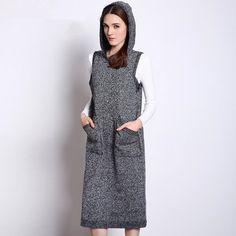 Puma Quilted Hooded Sweatshirt Dress | A C T I V E W E A R
